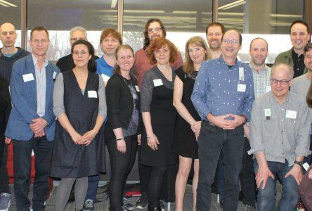 Le cégep Édouard-Montpetit rend hommage à 32 auteurs