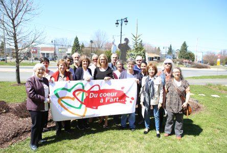 Le Symposium de peinture et de sculpture Art & Passion de Sainte-Julie fait rayonner la culture dans la région