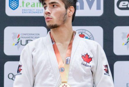 Une médaille de bronze pour Jacob Valois aux Jeux panaméricains