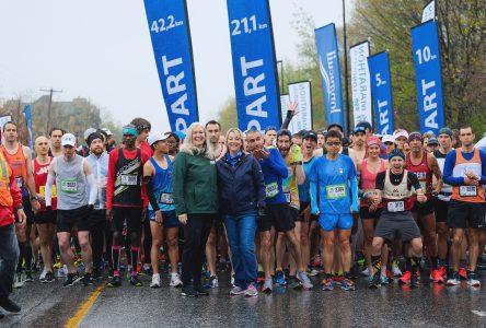 Quelque 3400 coureurs participent au 4e Marathon SSQ de Longueuil