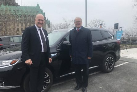 Le budget fédéral 2019 rend l'option des véhicules zéro émission plus abordable pour tous