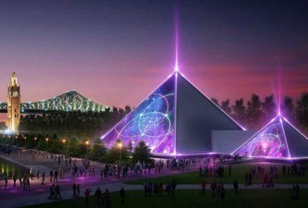 Les grandes pyramides modernes « Made in Varennes »!