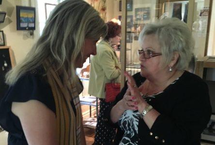 Déjeuner de la mairesse de Contrecoeur : discussions et échanges au menu