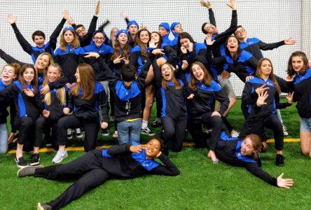 Championnats de l'Est du Canada en sports de trampoline : les athlètes de l'école des Dynamix sont les plus médaillés de l'Est du pays