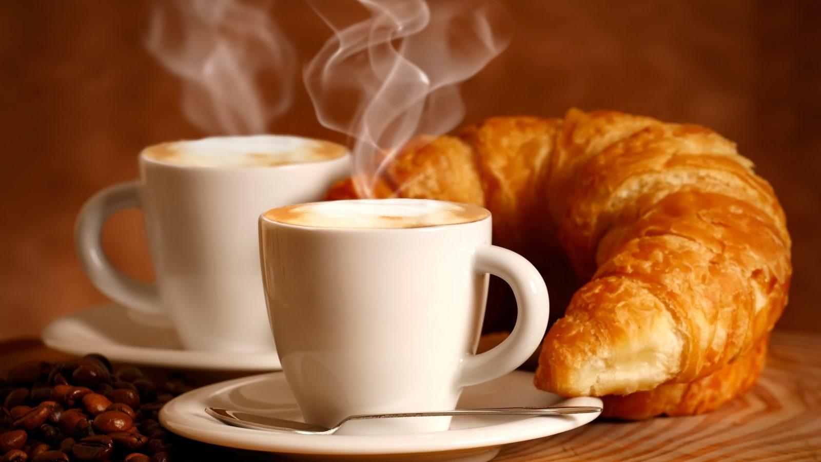 Café croissant au CABB le 4 mai