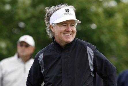 Les golfeurs professionnels Jack Bissegger et Daniel Talbot seront intronisés à Sainte-Julie