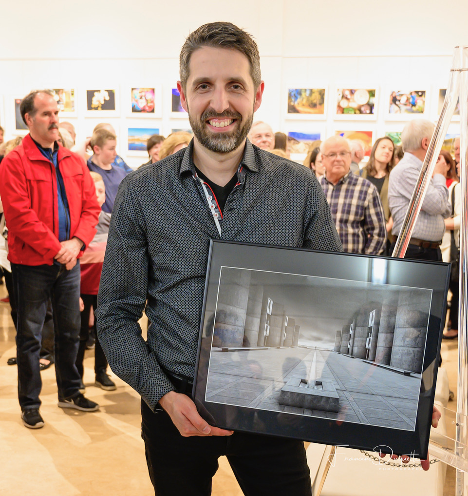 Le Club photo de Boucherville sous les projecteurs à la Galerie Vincent-d'Indy