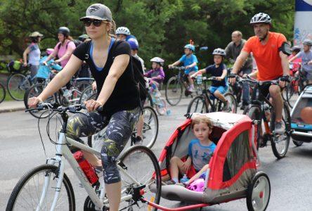 La Vélo fête : toujours très familiale et populaire