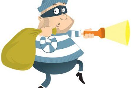 Attention au « grand ménage du printemps » fait par… des voleurs!