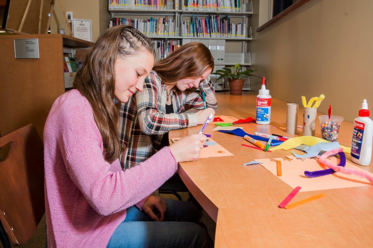 Une programmation variée offerte aux jeunes cet été par la bibliothèque de Sainte-Julie
