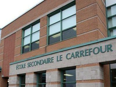 Nomination de l'école le Carrefour au Gala d'excellence du RSEQ Montérégie
