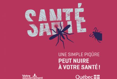 Maladie de Lyme: les cas sont en progression et la Montérégie est une région à risque