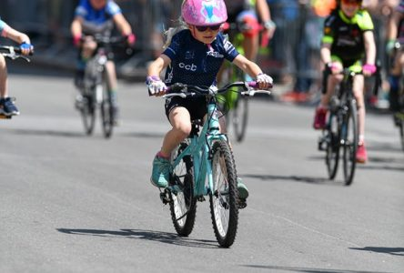 Les cyclistes Espoirs de Boucherville font encore le plein de médailles
