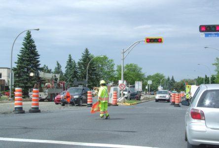 Mise à jour sur les travaux de réfection sur les boulevards De Montarville et de Mortagne à Boucherville