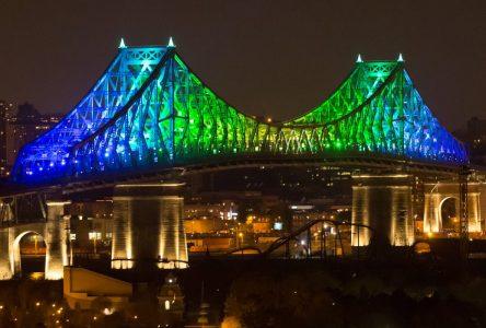 Fermetures de nuit de bretelles d'accès menant au pont Jacques-Cartier