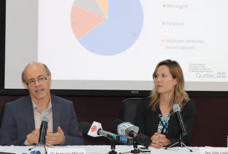 Virus du Nil occidental : un nombre record de personnes infectées dans la région en 2018