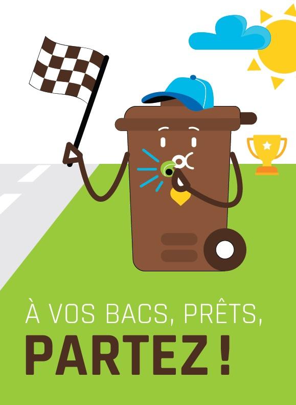 Une première phase d'implantation de la collecte de matières organiques débutera en octobre à Boucherville