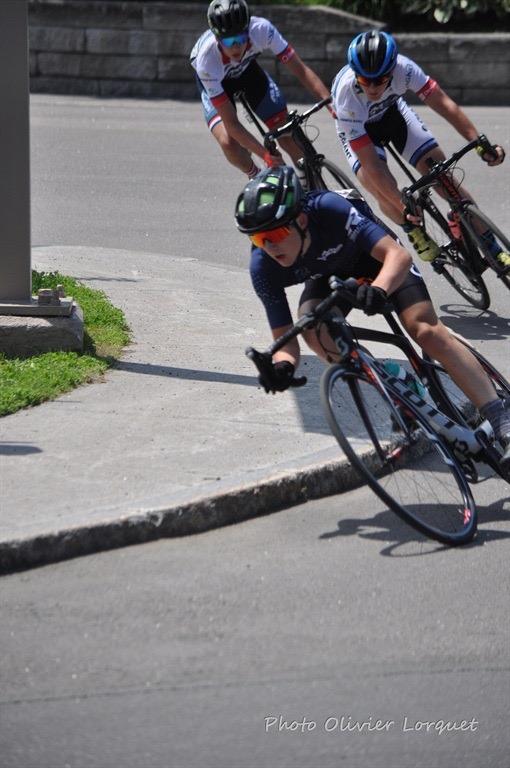 3e tranche de la Coupe Québec à Alma : plusieurs podiums pour les cyclistes de Boucherville