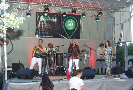 Le festival Ambiance de Boucherville attire les amateurs de musique et de danse