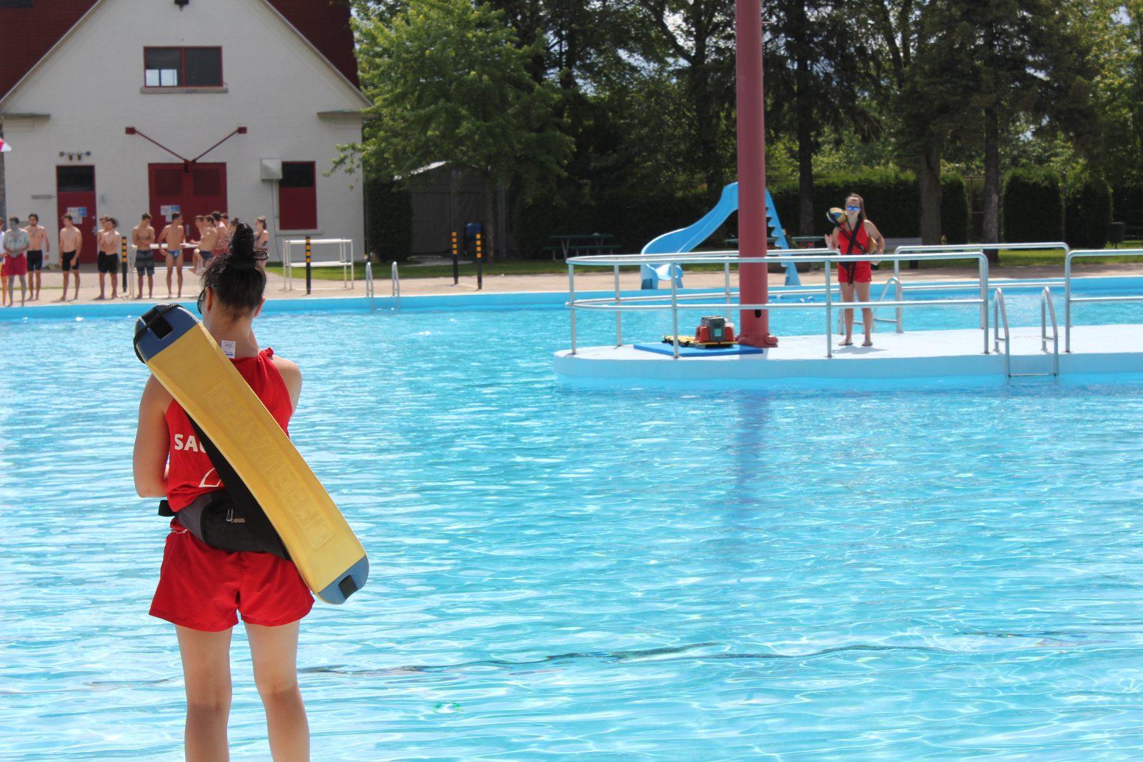 Semaine nationale de prévention de la noyade du 21 au 27 juillet