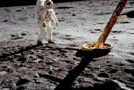 Héroux-Devtek célèbre le 50e anniversaire de l'alunissage d'Apollo 11