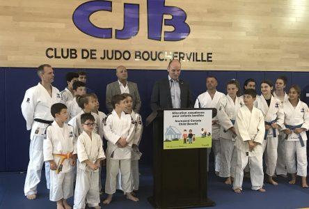 Bonification de l'allocation canadienne pour enfants prévue en juillet 2019
