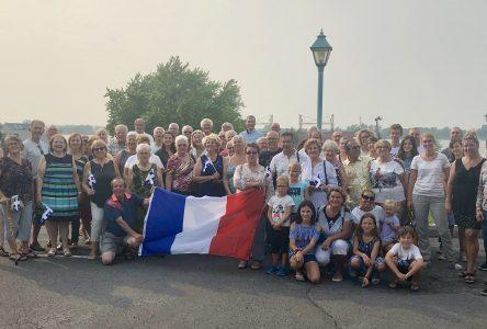 15 ans de jumelage entre Verchères et Saint-Savin