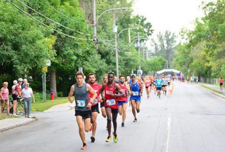 Fermeture de rues le dimanche 1er septembre en raison de la course 30 km des rives de Boucherville