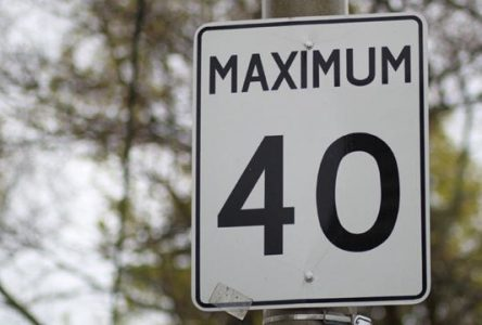 Instauration d'une troisième zone de 40 km/h à Saint-Amable cet automne