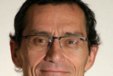 Dany Gariépy se présente comme candidat du Parti vert du Canada dans Pierre-Boucher‒Les Patriotes‒Verchères