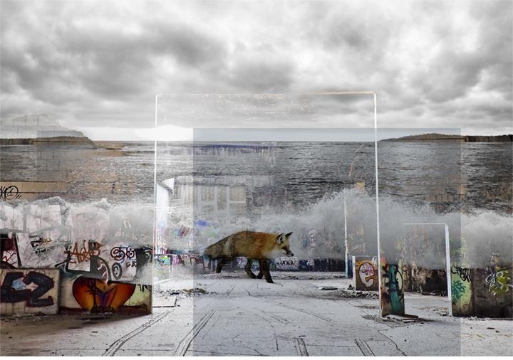 La Galerie Vincent-D'Indy présente l'exposition «Perte de monde» de l'artiste Sophie Roy