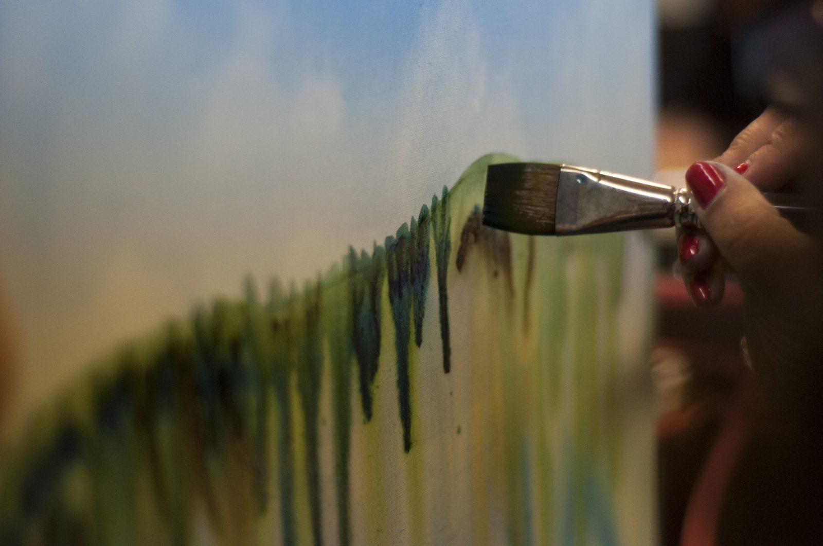 Exposition pour les artistes « Fenêtre sur le monde de Contrecœur »