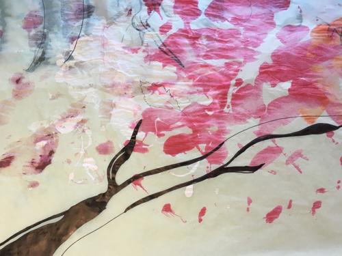 La Galerie Lez'arts présente l'exposition Inspiration : nature! réalisée par des élèves de l'école Les Jeunes Découvreurs