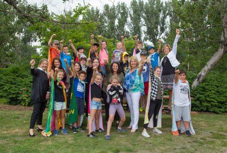 Des superhéros par centaines lors de la Journée de la famille le 7 septembre à Sainte-Julie
