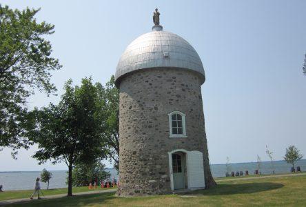 Visite guidée sur les traces de sainte Marguerite d'Youville à l'Île Saint-Bernard
