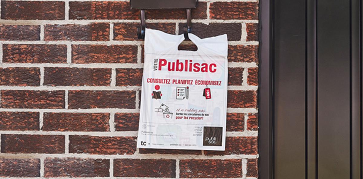 Publisac : TC Transcontinental lance le microsite jaimemonpublisac.ca