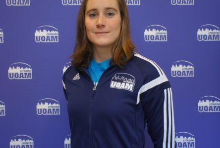 Roxane Lemieux rafle l'argent aux Championnats canadiens de natation