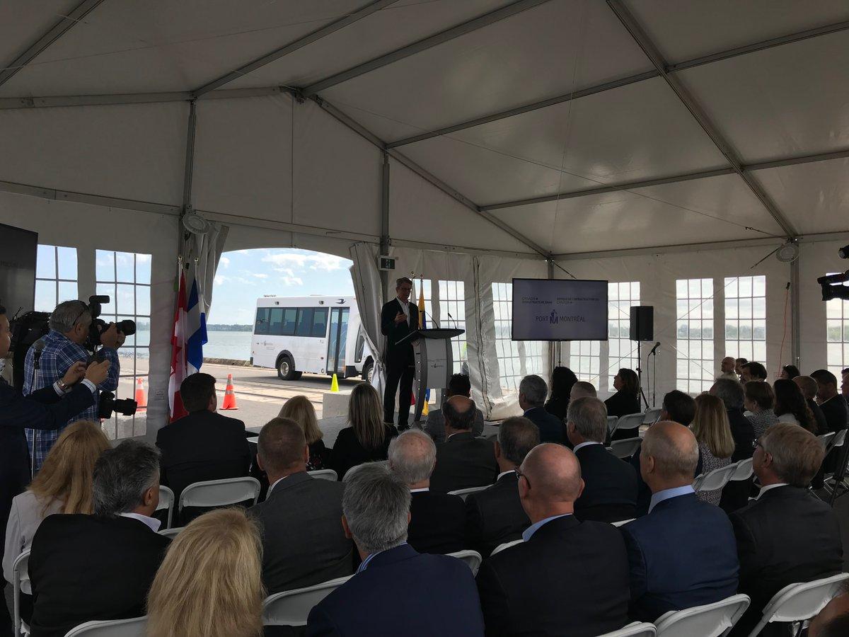 Protocole d'entente entre le BIC et le Port de Montréal : le député se réjouit mais invite Ottawa à presser le pas