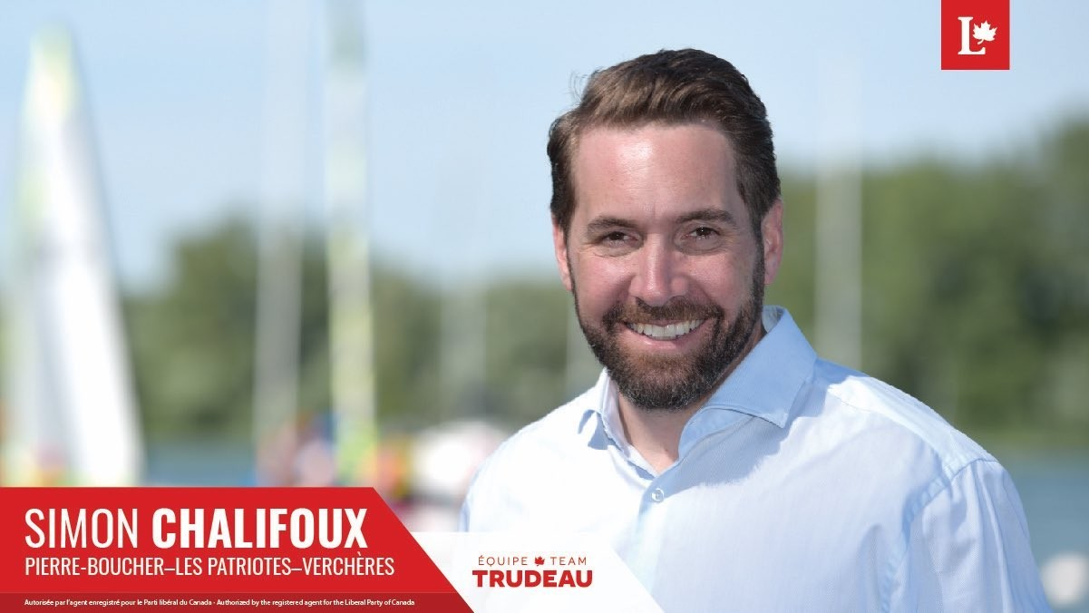 Conseiller municipal candidat libéral dans PBVLP: Simon Chalifoux veut être encore plus au service de la population