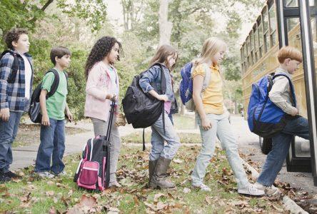 Rentrée scolaire: plus de 700 nouveaux élèves à la Commission scolaire des Patriotes