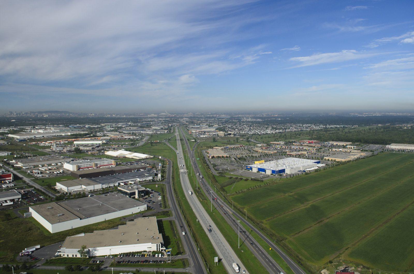 Une vingtaine d'entreprises du parc industriel de Boucherville font parvenir une mise en demeure à la Ville