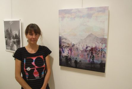 L'artiste bouchervilloise Sophie Roy propose l'exposition « Perte de monde »
