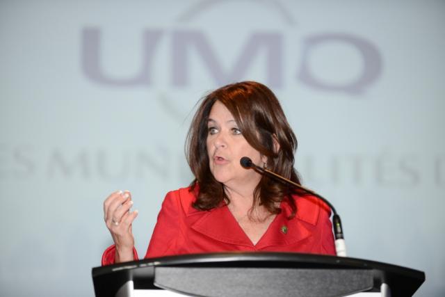 L'Union des municipalités du Québec fait part de ses attentes en vue des élections fédérales