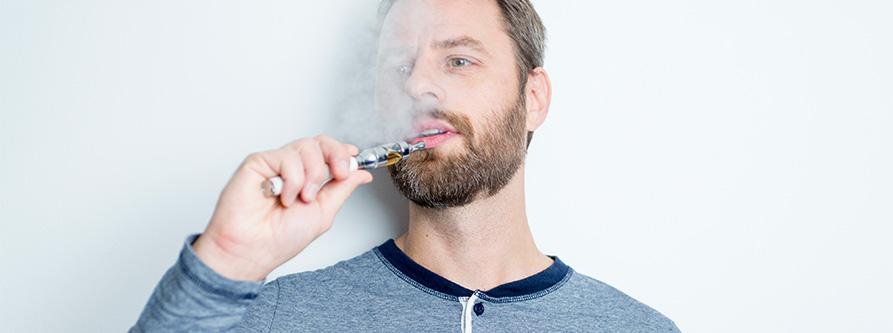 Risque de développer une maladie pulmonaire sévère avec la cigarette électronique