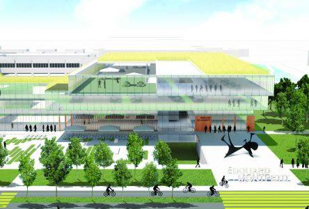 Au cégep Édouard-Montpetit – Nouveau pavillon de cliniques-écoles de 85 M $ à venir en 2024