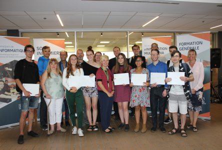 Des étudiants du cégep Édouard-Montpetit encouragés à persévérer