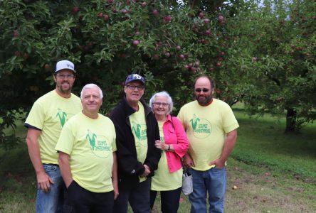 Famille Charbonneau : quatre générations d'agriculteurs depuis 100 ans