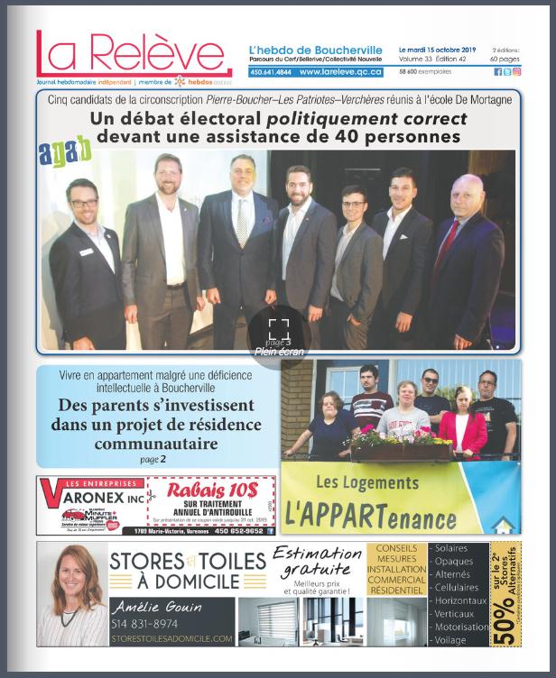 Boucherville - 15 octobre 2019