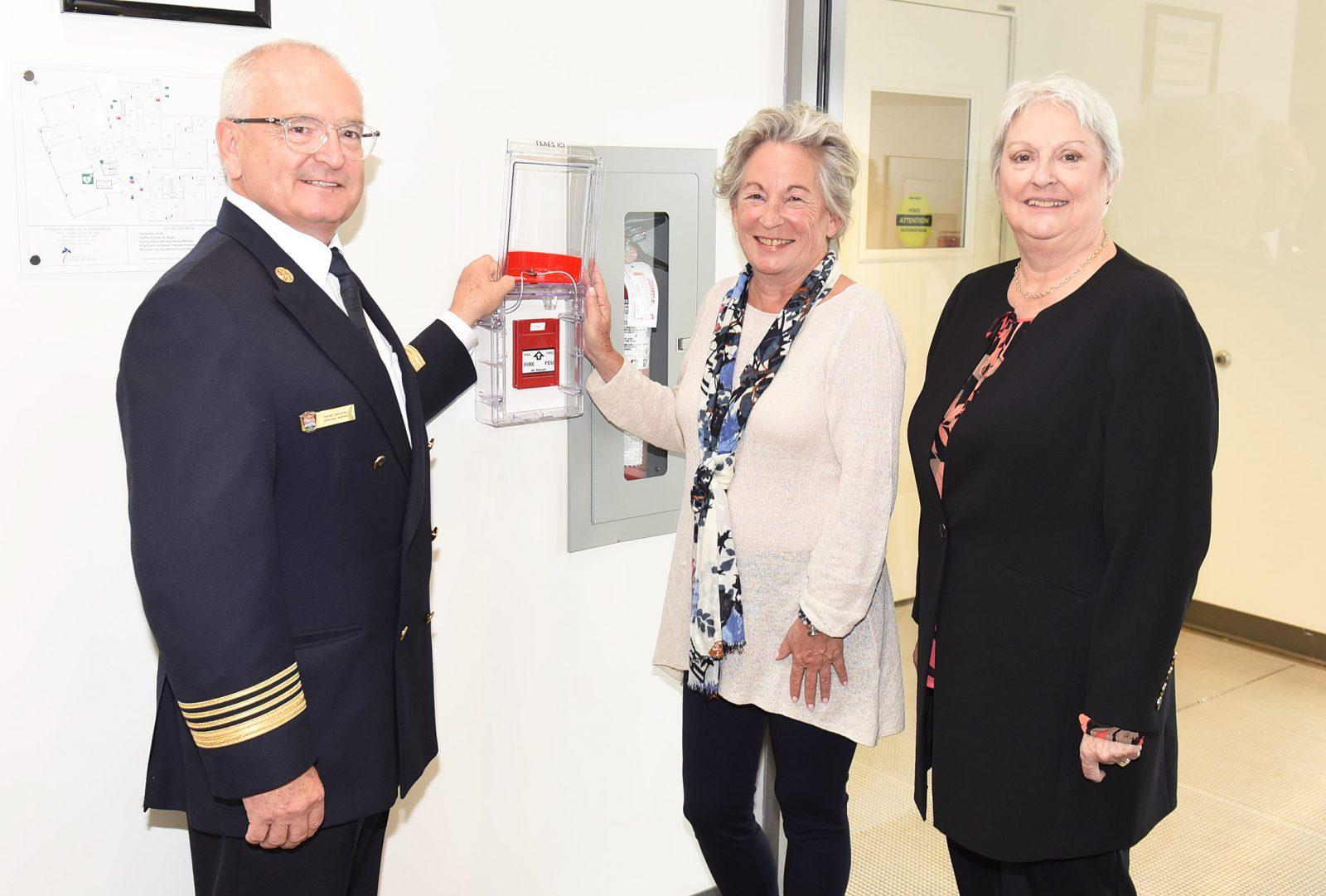 Semaine de la prévention des incendies : un premier exercice d'évacuation simultané d'établissements scolaires au Québec