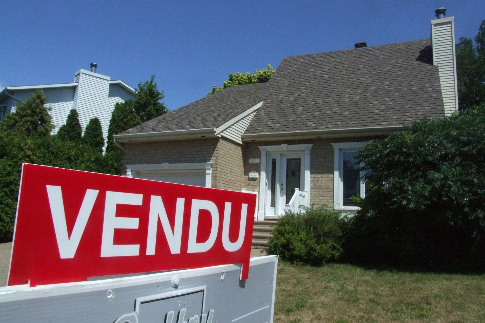 Les ventes de propriétés résidentielles sur la Rive-Sud toujours en hausse